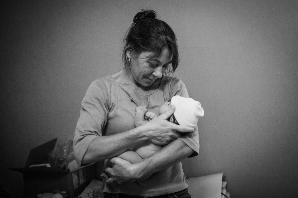 Angie Neis Midwife Buffalo Mountain Midwifery