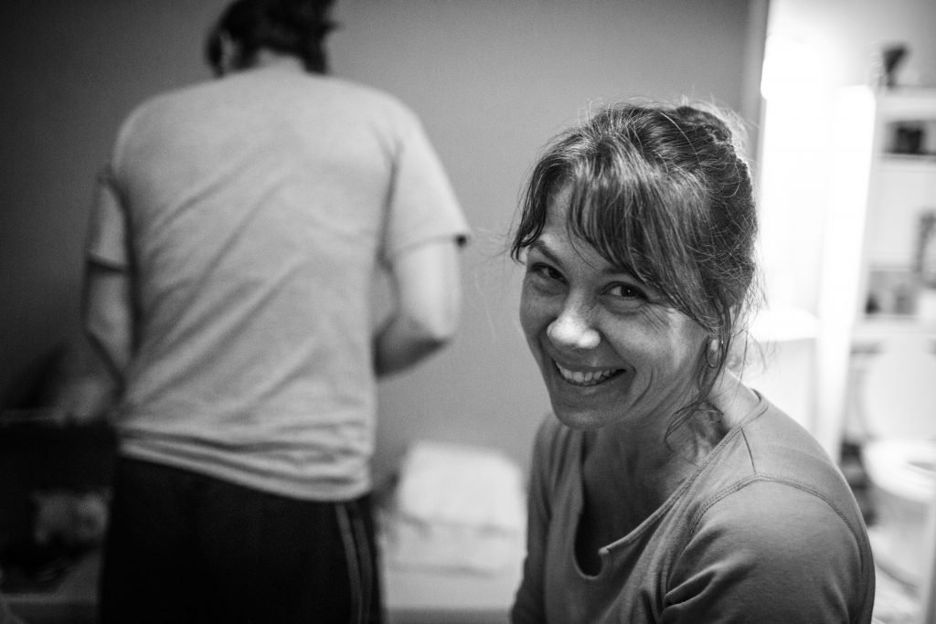 Angie Neis of Buffalo Mountain Midwifery
